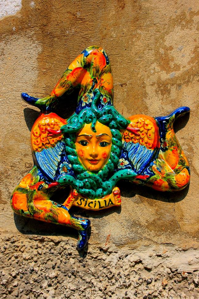 sicilia e isole ceramiche siciliane